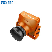 Original Orange Black Blue Silver Foxeer Monster V2 1200TVL 1/3 CMOS 16:9 OSD Audio PAL NTSC IR Block Mini Camera For RC Drone