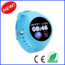 2017 New Arrival Toptronics TP88 Kids Smart Watch with Pink Black Blue Color GPS WIFI LBS AGPS Voice Chat Best Pretty Girl Gifts(China)