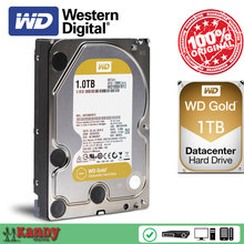 Western Digital WD Gold 1TB hdd sata 3.5 disco duro interno internal hard disk harddisk hard drive disque dur desktop hdd server