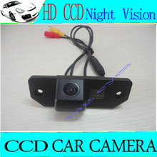 "HD  Free shipping CCD 1/3"" Car Rear view Parking Back Up Reversing Camera For Ford Focus Sedan (2) (3)/08/10 Focus Night vision"