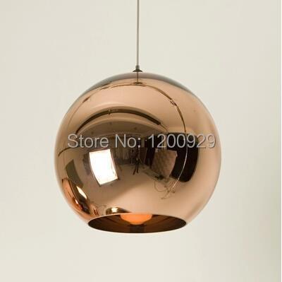Free shipping 2015 Hot Selling Modern  Lighting Copper Outside/Inside Shade Glass Pendant Lights home decor E27  PLL-56<br>