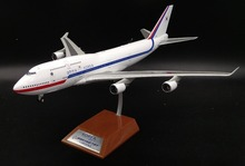 Inflight 200 1: 200 South Korean Presidential plane Boeing 747 Alloy Airliner Model 10001 Collection model