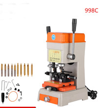 998C key cutting machine for door and car lock key copy machine to make keys locksmith supplies(China)