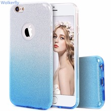 Buy Apple iPhone 6 6S Case Glitter Gradient Slim TPU Cover Bling Sequin Soft Gel Girly Coque iphone 7 7 Plus 6 6S Plus for $2.11 in AliExpress store