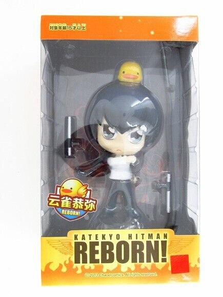 Anime Hitman Reborn Figures Hibari Kyoya PVC Action Figure Model Toy Doll 15CM OF068<br><br>Aliexpress
