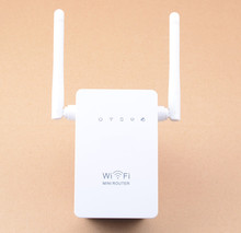 Wireless WIFI Repeater Expander Boosters 802.11n/b/g Range Client AP Access Point WI-FI Router 110-240V EU/US Plug