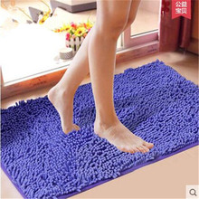 Floor Mat 60*40cm/50*80cm Soft Big Carpets for Bedroom strip Bedside/strip/non-slip White/brown/green/pink/gray