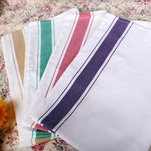 Table napkins linen dinner napkins wedding cloth handkerchiefs for banquet hotel decoration luxury wedding table napkins 2017