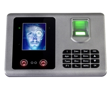 A free software cardpunch Report Face/facial Recognition Door Lock Access Control System time recording(China)