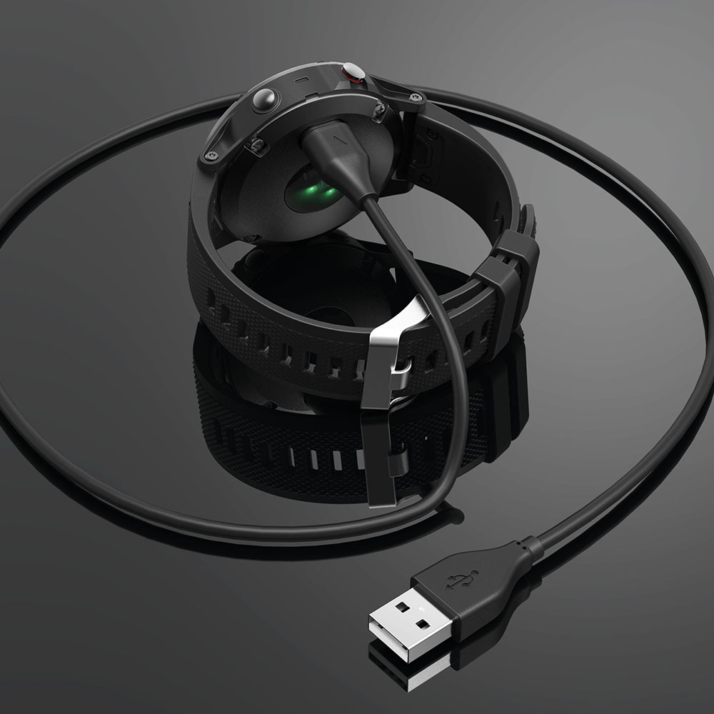 Black-USB-Charger-Data-Charging-Cable-1m-for-Garmin-fenix-5-5S-5X-Forerunner-935-Smart (5)