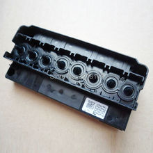 Original good price Epson DX5 print head adapter/Mutoh Allwin Human printer head manifold water based 1pc for sale