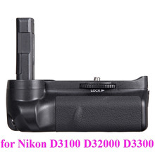 Buy New Vertical Battery Grip Pack Holder Nikon D3100 D3200 D3300 Camera EN-EL14 Free Tracking Number for $20.99 in AliExpress store