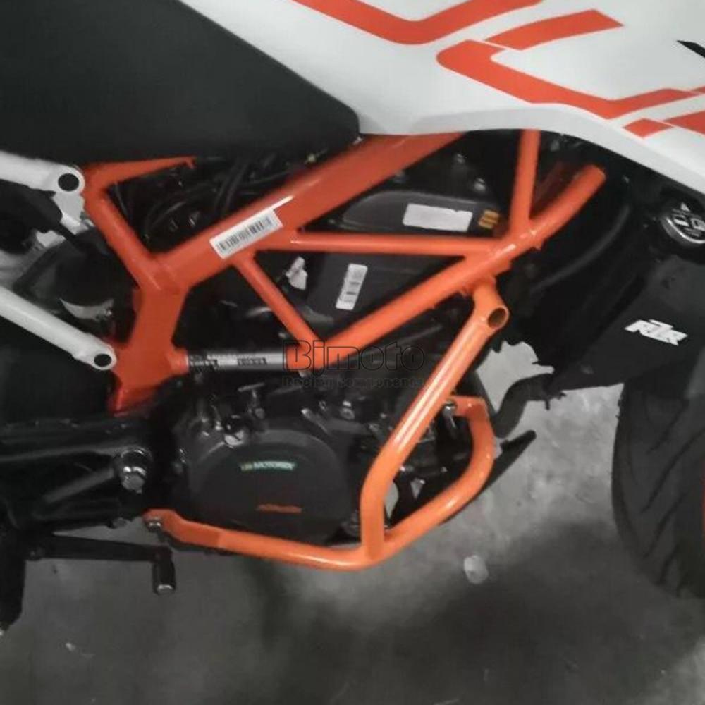 Engine Bumper Guard Frash Crash Bar Protector for KTM Duke 250 390 2017-2018
