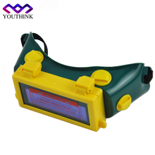 Solar Auto Welding Mask Helmet Darkening Eyes Goggle Welder Glasses Welder Labour Working Safety Protective Eyewear