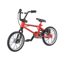 LX801 Decor Accessories Mini Mountain Bike Model Toys for 1/10 Traxxas Axial SCX10 Tamiya RC4WD D90 D110 TF2 RC Crawler