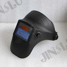 Light Weight 330g Good Ventilation Welding Helmet Solar Powered Auto Darkening Welding Mask Welding Glass Welder Cap TIG MIG MAG(China)