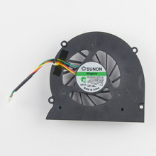 SSEA New Laptop CPU Cooling fan For Dell XPS M1330 M1318 M1310 Part Number HR538 FN33 DFS481305MC0T GC055510VH-A