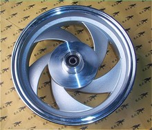 WH125T GY6 Motorcycle Front Aluminum Alloy Wheel Hub Motorbike Scooter Rims