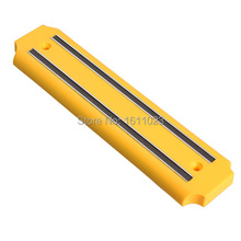 Strong Magnetic Knife Tool Rest Shelf for Kitchen Pub Bar Counter Yellow R1BO E2shopping