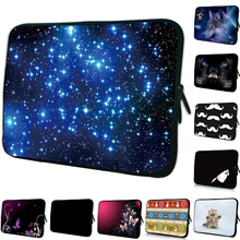 For Sony Amazon Kindle Fire Acer Toshiba 7 15 13 12 10 14 17 inch Fashion Laptop Bags Neoprene Soft Tablet Notebook Cover Cases