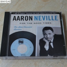 BINYEAE- New Seal: Aaron Neville --- Allen Toussaint Sessions CD light disk [free shipping](China)
