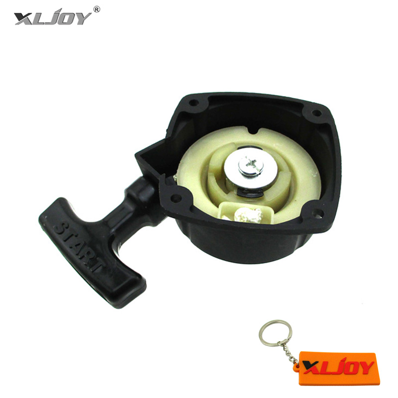 perfk Plastic Lawn Mowers Motor Recoil Pull Start Starter Replacement for G23LH Engine