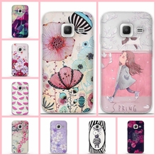 For Samsung Galaxy J1 mini Case TPU Silicone Phone Case For Funda Samsung Galaxy J1 mini J105 J105H Soft Back Cover Coque Capa