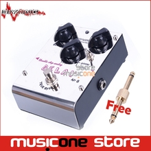 Biyang ToneFancier Series Double Chip Analog Delay Effect Guitar Pedal AD-8 True Bypas with gold pedal Connector