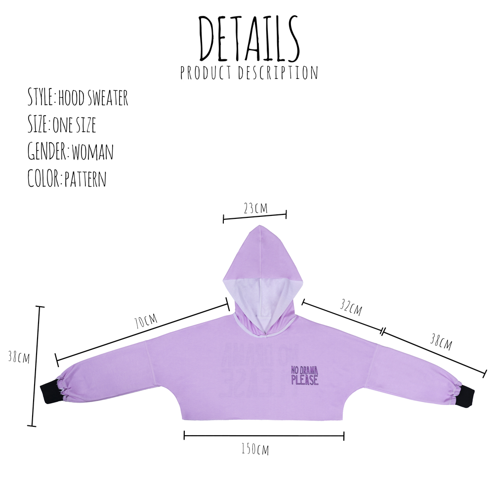 Hood Sweater_