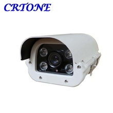 750TVL Sony CCD Security Camera CCTV Camera 4 LED Arrays IR 80 Meters Waterproof Dust-Proof