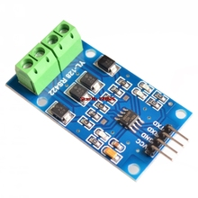 RS422 mutual conversion TTL two-way signal module full duplex 422 turn single chip MAX490 to TTL module