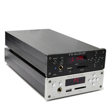 FX-AUDIO M-200E MINI HIFI audio high-fidelity amplifier support U disk / SD card lossless / Bluetooth 4.0 /120W*2 - 220V(China)