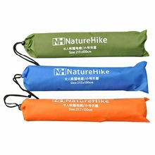 Outdoor Fold Aluminum Film Inflatable Camping Tent Blanket Pad For 1-2 free Shipping