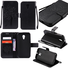Fundas Flip Case For Motorola Moto G2 G 2nd PU Leather Phone Cover For Coque moto G2 mo to G 2 XT1063 XT1068 XT1069 Cases Capa(China)