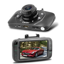 "2.7"" LCD Car DVR Camera Night Vision Dash Cam HD Mini GF100 Touch Button 1080P 170 Wide Angle 4X Zoom G-sensor Motion Detection"