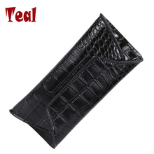 women's purse credit card wallet leather card holder evening clutch bags visiting cards Crocodile wallet women luxury brand