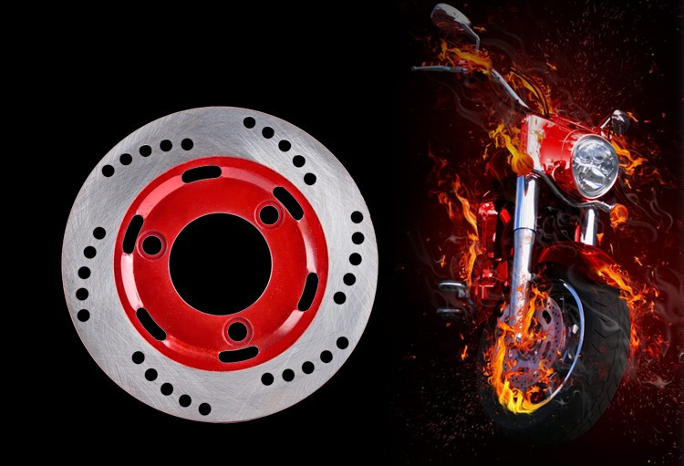 1PCS Aluminum alloy motorcycle brake disc/high cooling motorcycle brake disc brake pads 180 mm YX0114<br><br>Aliexpress