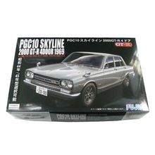 GTR ID-03 03858# 1/24 Scale Model Sport Car Kit Skyline 2000 GT-R 4-Door PGC10 1969 plastic model kit