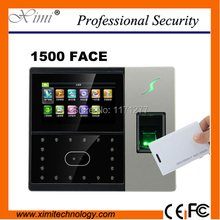 Wi-fi TCP/IP fingerprint recognition access controller 125KHz infrared camera time clock face time attendance biometric clock