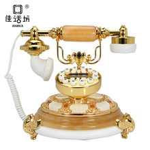 Free Shipping jade antique phone European phone fashion creative retro phone phone home new(China)