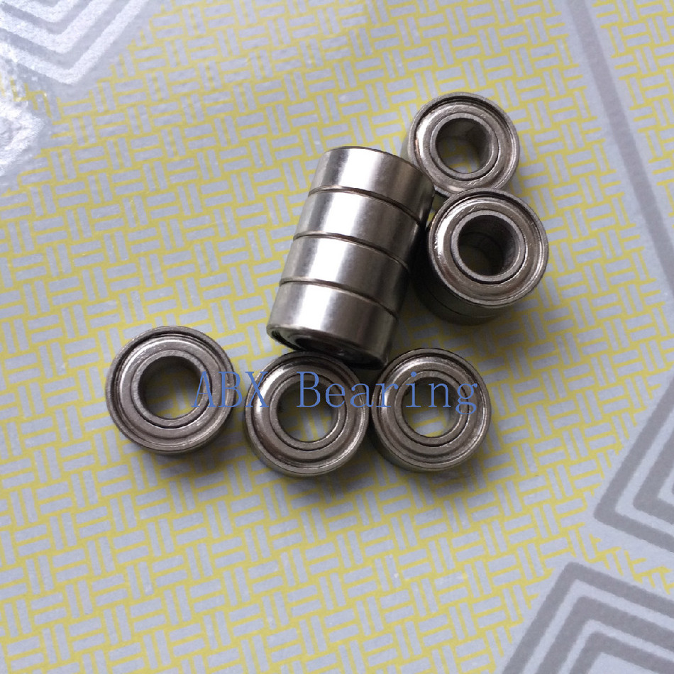 Free Shipping 10 PCS SMR74ZZ SMR74 Bearings 4x7x2.5 mm Stainless Steel Ball Bearings DDL-740ZZ ABEC5<br><br>Aliexpress