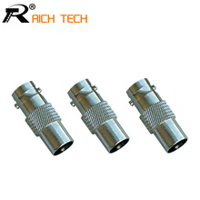 BNC FEMALE TO PAL MALE adapter BNC female jack to IEC PAL DVB-T TV male plug RF connector 3pcs/lot