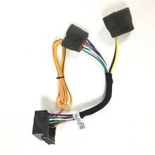 OEM Upgrade RCD510 RCD310 Canbus Adapter ISO To Quadlock Conversion Cable For VW Golf VI Jetta 5 6 MK5 MK6 Passat B6