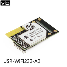 USR-WIFI232-A2 Direct Factory UART TTL to Wifi 802.11b/g/n Module with Internal Antenna,DHCP and DNS