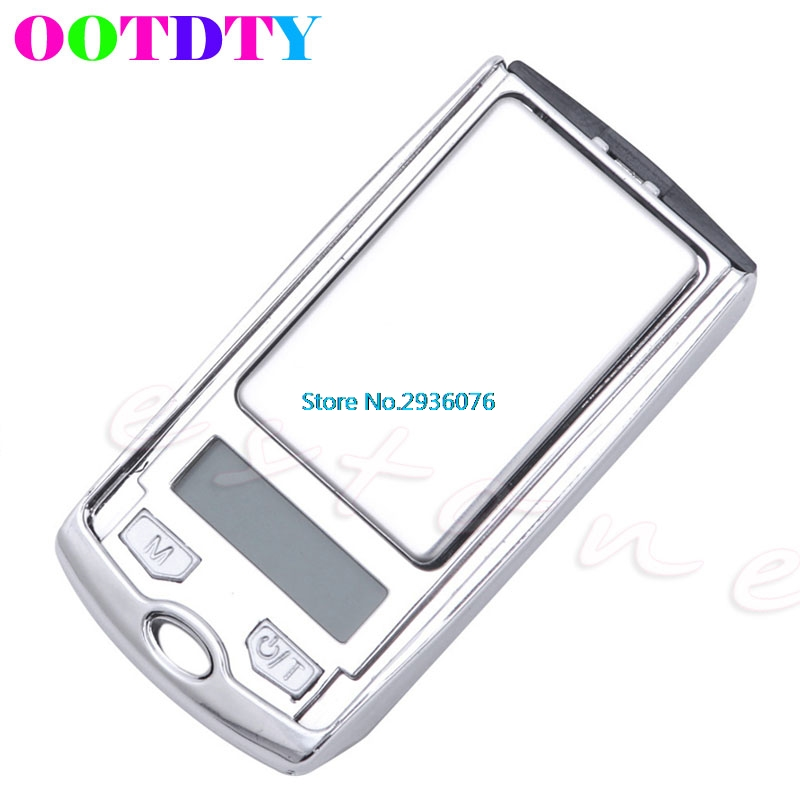 Digital Car Key Style Scale 200g/0.01g High Accuracy Jewelry Pocket Gram Scale Balance MY8