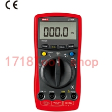 Uni T Ut60a Lcd Digital Multimeter Auto Ranging Modern Digital Multimeter with Frequency Ceramic Fuse 3999 Shows(China)