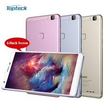 UHANS S3 Fingerprint 6.0 inch HD 1280*720 Smartphone MTK6580AW Quad Core Android Cellphone 1GB+16GB 8MP 3100mAh 3G Mobile Phone - ShenZhen TopTeck Technology store