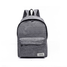 Brand Canvas Women Backpack College High Middle School Bags For Teenager Boy Laptop Travel Men Backpacks Girls Rucksacks Mochila
