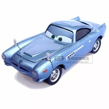 Pixar Cars Finn McMissile Metal Diecast Toy Car 1:55 jugetes slot car pixar cars miniaturas juguete  toys for children