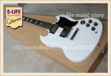 Good Cheap Price China SG G400 Electric Guitar Ebony Fretboard White Color & Left Hand Available